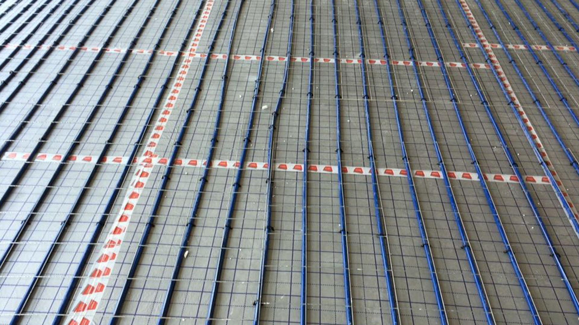 isolatie vloerverwarming strack dekvloeren