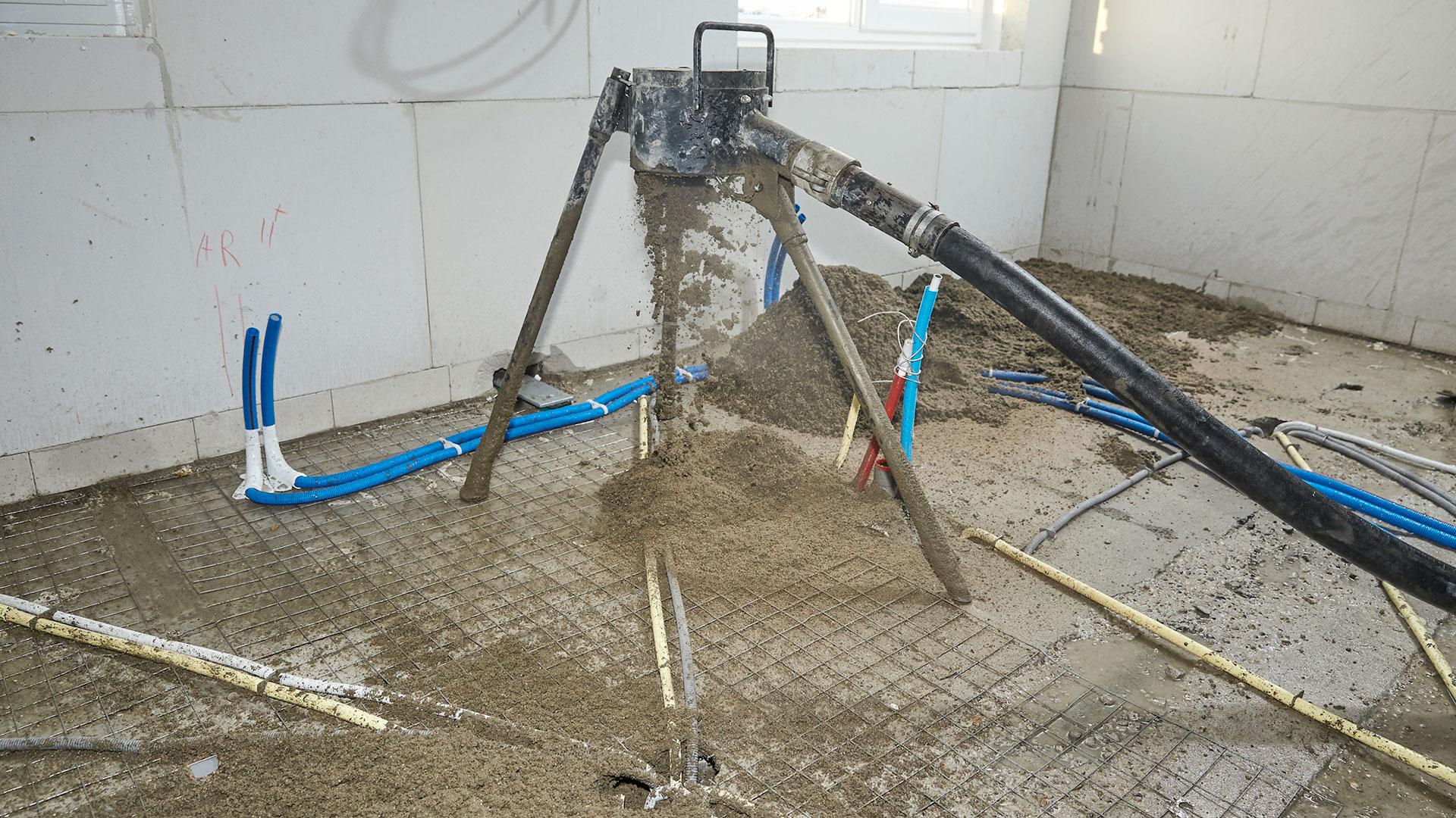zandcement dekvloeren strack maarssen utrecht